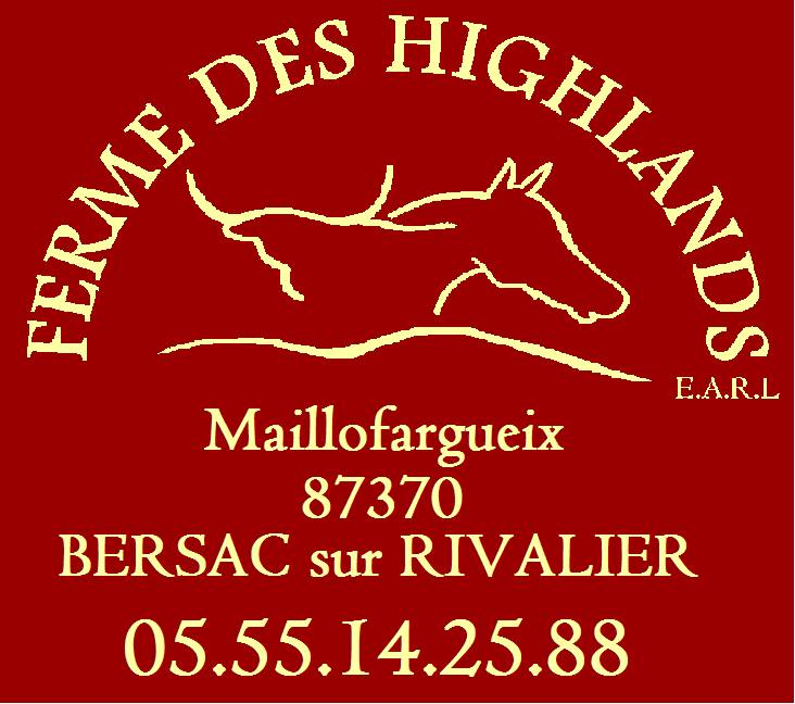 Ferme des Highlands